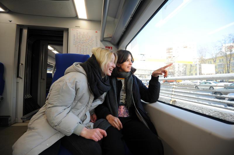 Число пассажиров МЦК за 2018 год превысило 117 миллионов