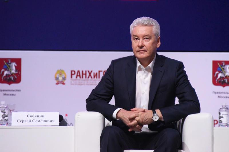 Собянин рассказал каким был 2018 год в жизни Москвы