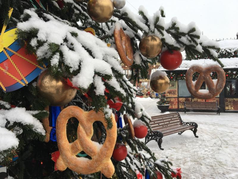 Предновогодние мероприятия проведут на площадках фестиваля «Путешествие в Рождество»