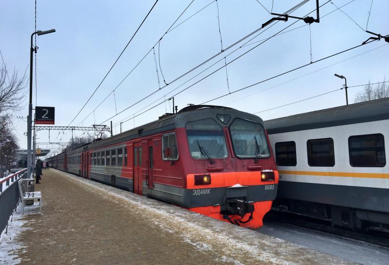Дополнительные остановки появятся для поездов Павелецкого направления