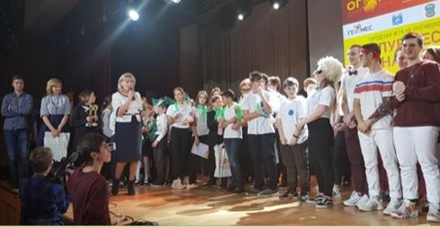 В учебно-методическом центре по ГО и ЧС прошла городская игра КВН на противопожарную тематику среди обучающихся образовательных организаций г. Москвы.