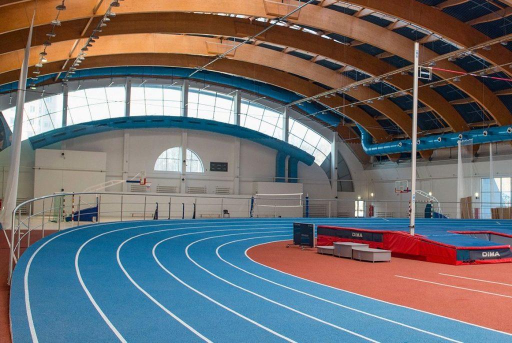 Два спортивных комплекса построят на юге