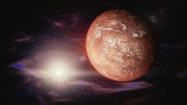 Марс опасен для космонавтов. Фото: pixabay.com
