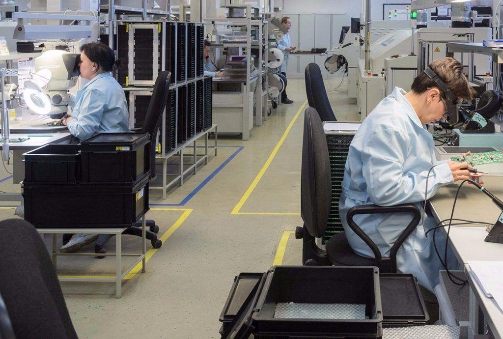 Специалисты Национального исследовательского ядерного университета нашли способ удешевить производство наноэлектроники. Фото: сайт мэра Москвы