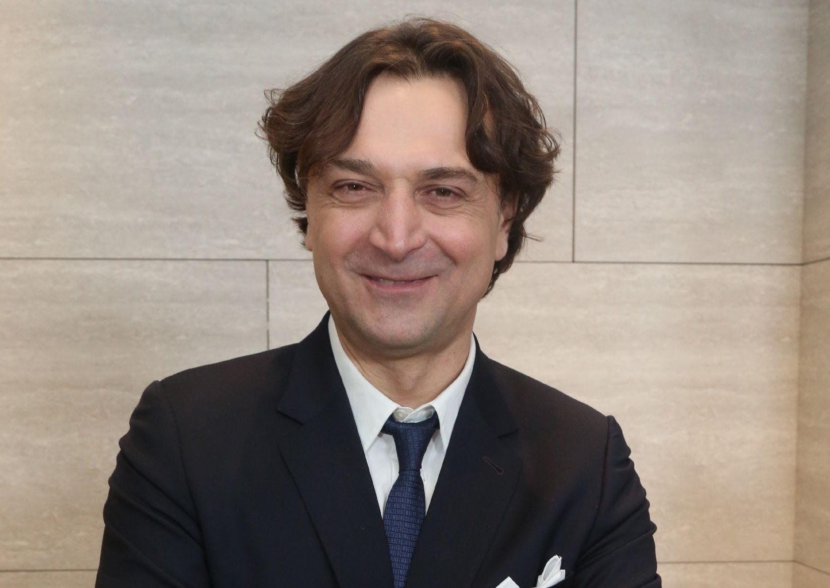 1 апреля 2018 года. Актер Александр Лазарев на 31-й церемонии вручения национальной кинематографической премии «Ника»