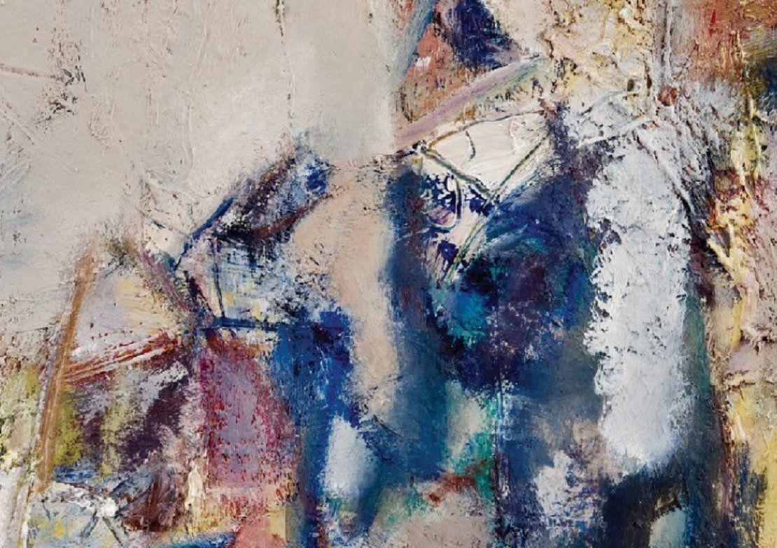 Печальная песнь под аккомпанемент флейты: в галерее «На Каширке» откроют выставку «Элегия»
