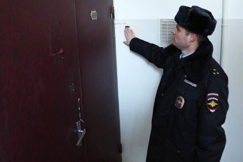 На юге столицы задержан подозреваемый в совершении разбойного нападения