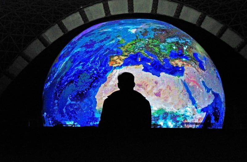 Астероид Апофис может полностью уничтожить многомиллионный город. Фото: Анастасия Мальцева, «Вечерняя Москва»