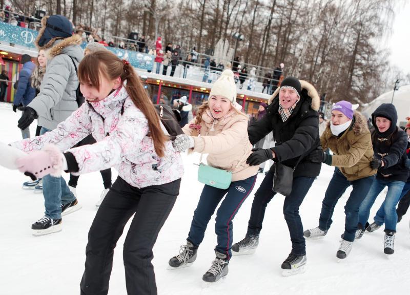 День студента в Москве отметили на 30 площадках