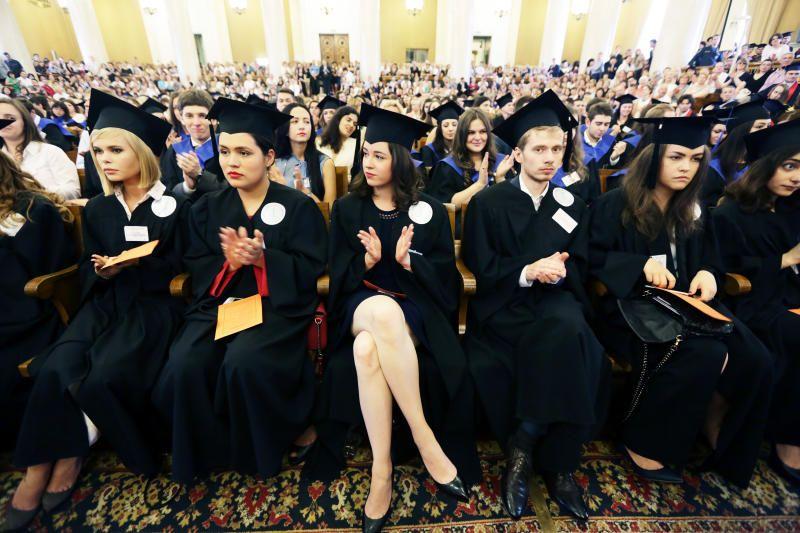 Около десяти новых магистерских программ откроют в МГУ. Фото: Анна Иванцова, «Вечерняя Москва»