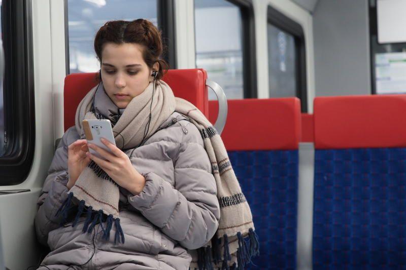 Пассажиры электричек стали в два раза чаще пользоваться бесплатным Wi-Fi