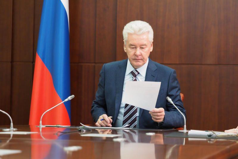 Сергей Собянин отметил сокращение числа сирот в детских домах