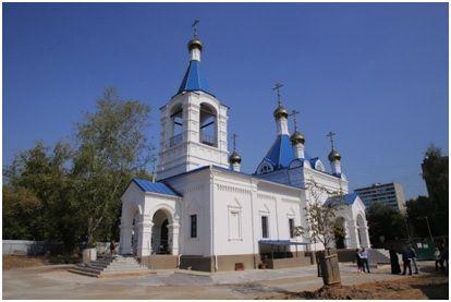 Храм Святой равноапостольной Великой княгини Ольги поставлен на кадастровый учет