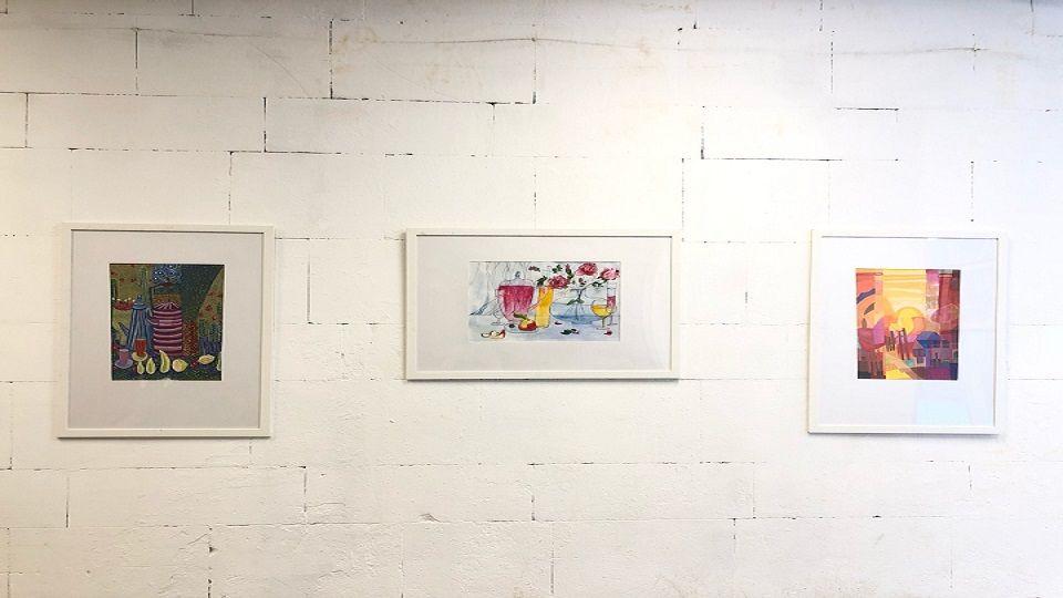 Выставка «Наш прекрасный мир» открылась в Культурном центре «Авангард»