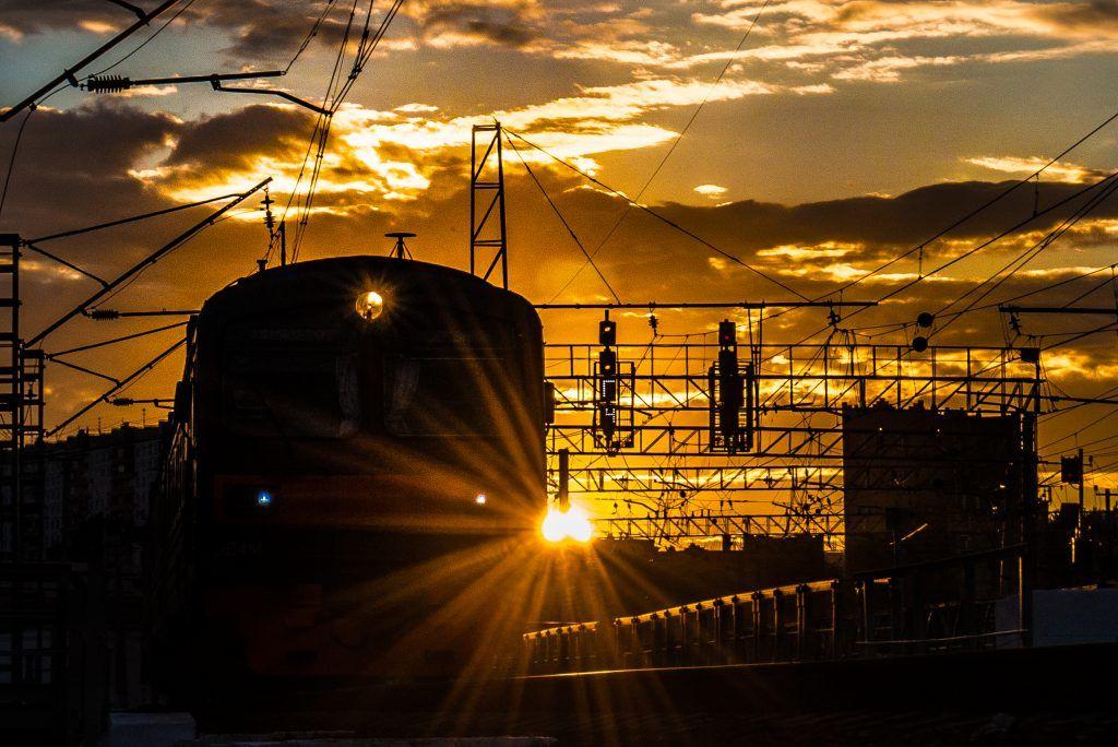 График поездов приходит в норму. Фото: Наталья Феоктистова