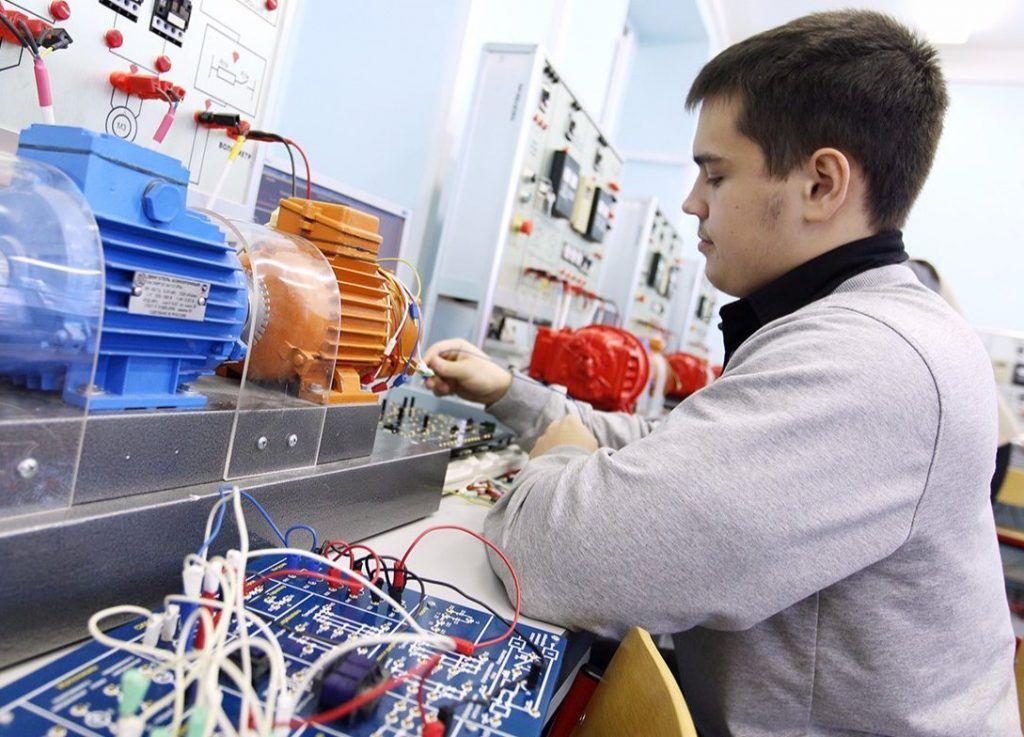Чему научат школьников в Московском центре качества образования. Фото: сайт мэра Москвы