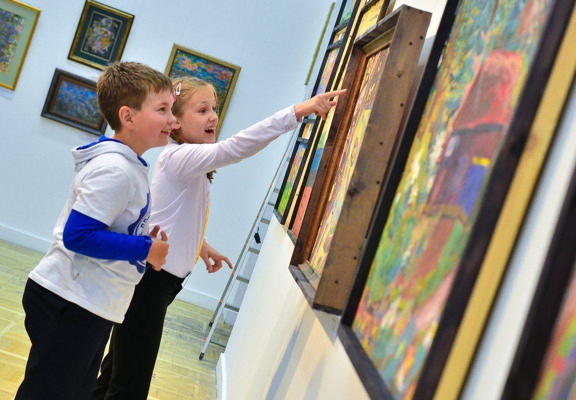 Более 400 тысяч школьников присоединились к проекту «Музеи — детям»