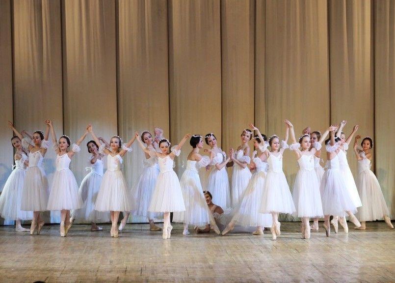 Жителей юга пригласили на балет