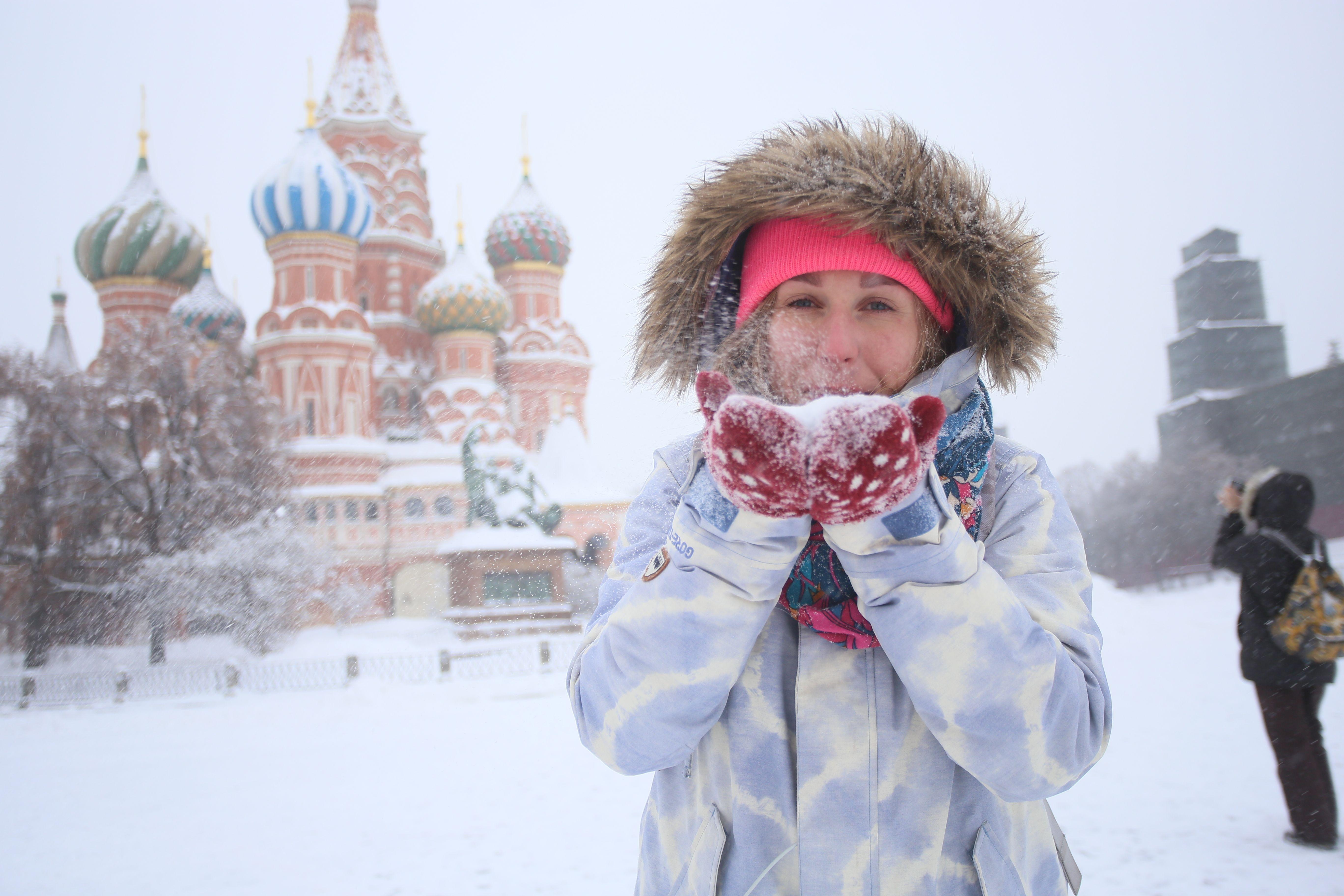 Заморозки придут в Москву на выходных