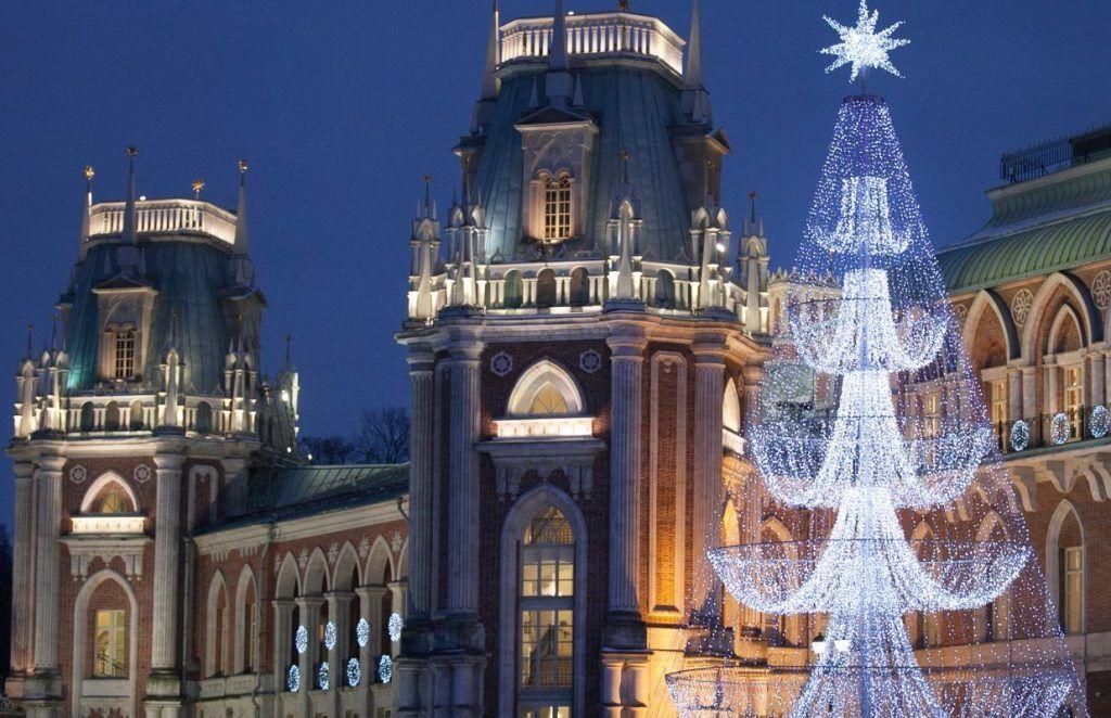 Более семи миллионов человек посетили музей-заповедник «Царицыно» в 2018 году. Фото: сайт мэра Москвы