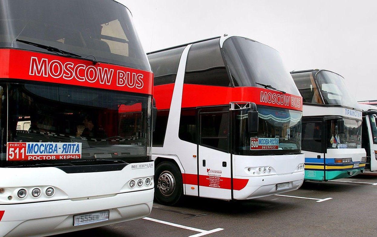 Дополнительный рейс запустят на автостанции «Варшавская»