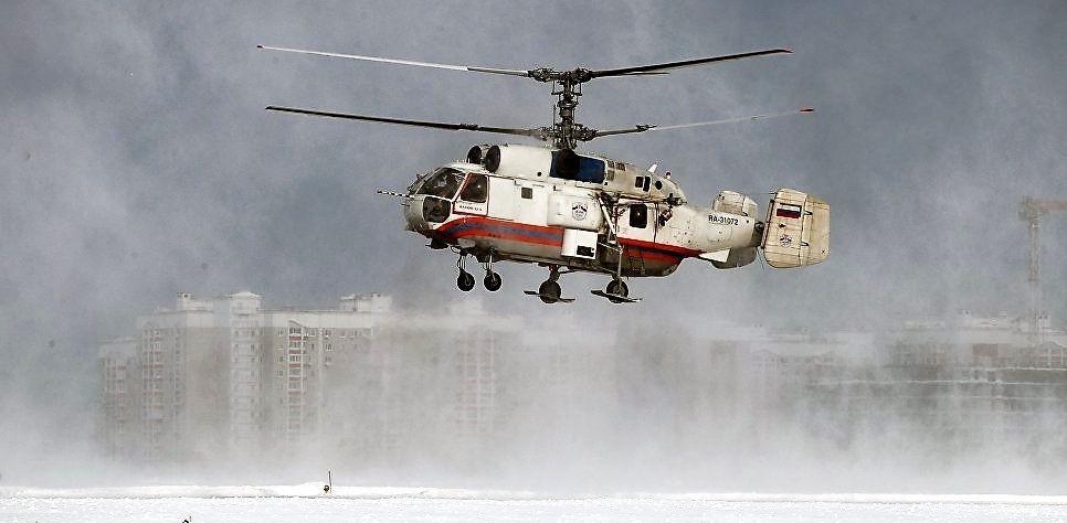 Воздушные спасатели столицы готовы лететь на помощь в любое время дня и ночи