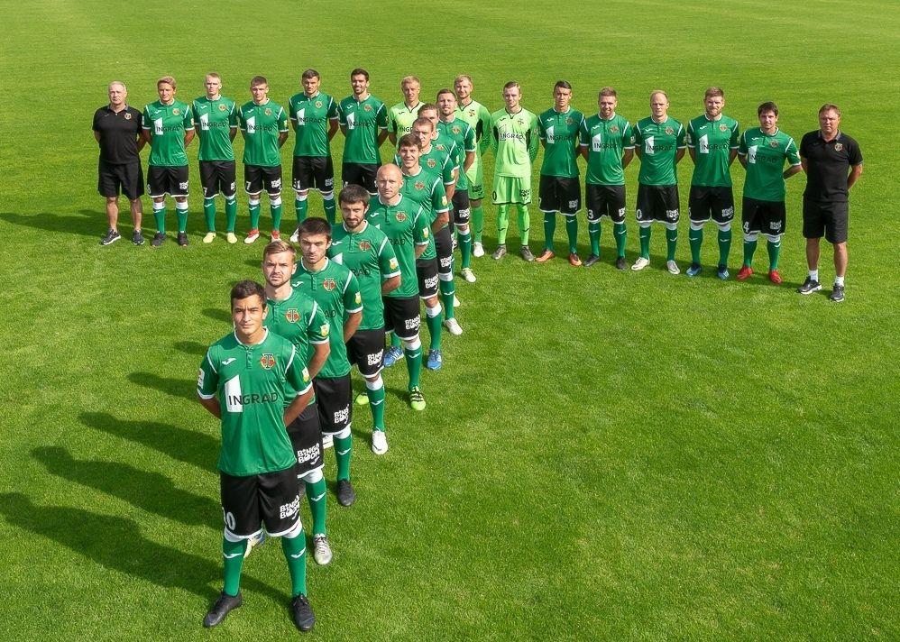 Футбольным фанатам предложили провести один день с капитаном «Торпедо». Фото: официальное сообщество футбольного клуба «Торпедо» «Вконтакте»