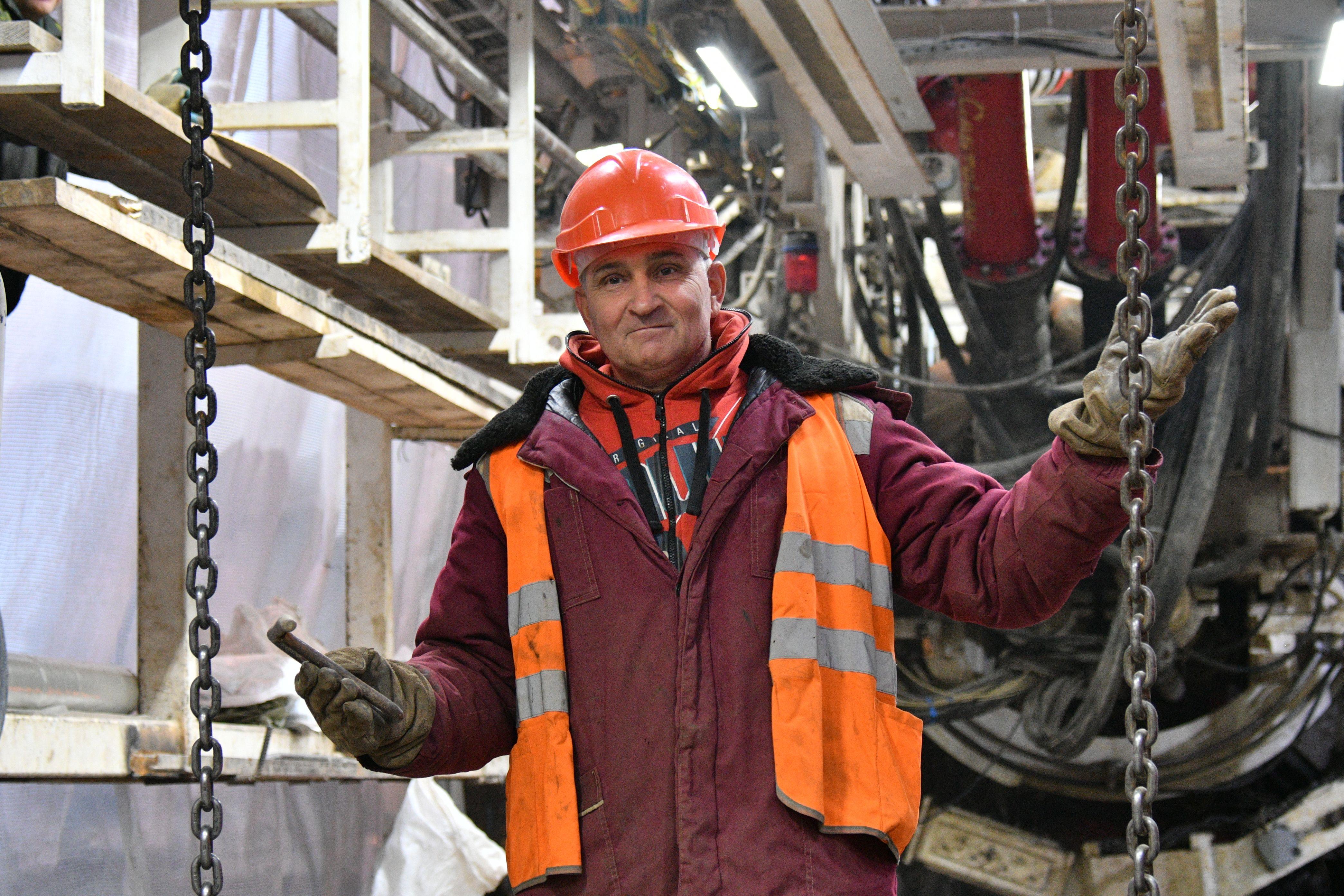 Филевскую линию метро ввели в строй после сбоя