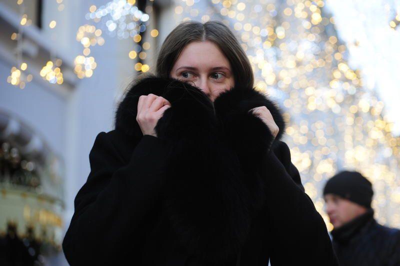 Столбики термометров в Москве приблизятся к отметке минус 25 градусов