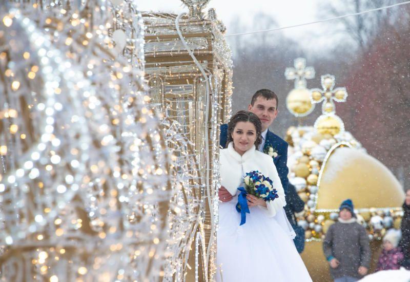 Почти 300 влюбленных пар узаконят отношения в День святого Валентина