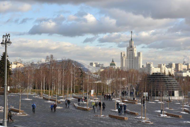 Парк «Зарядье» покажет Москву глазами иностранных фотографов