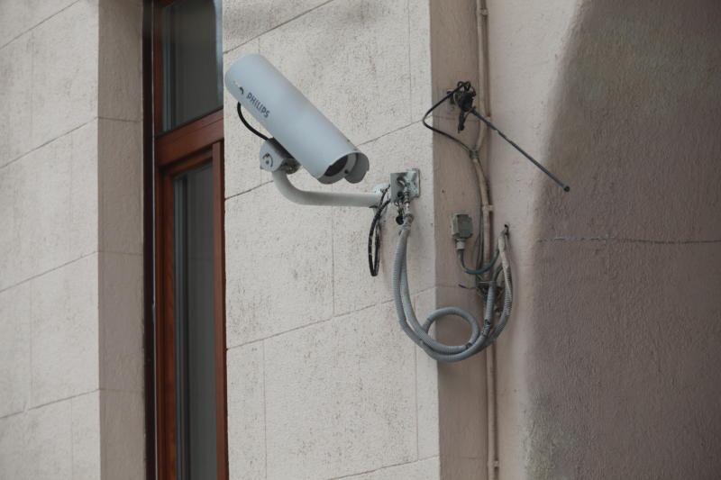 Техника помогает бороться с преступностью. Фото: Петр Болховитинов, «Вечерняя Москва»
