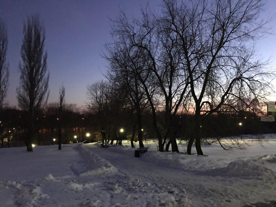 Этот парк отличает старина, уникальность и эстетическая привлекательность природной зеленой зоны.. Фото: Аксинья Бачурина