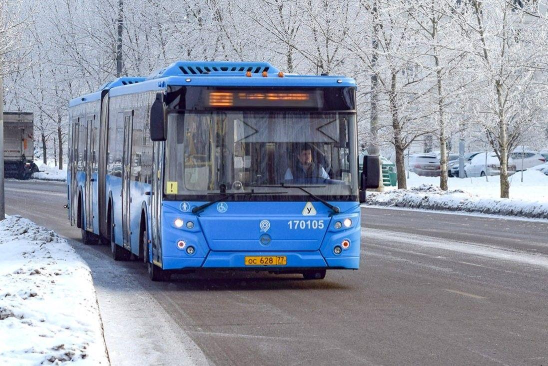 Столичные автобусы-экспрессы перевезли более 50 миллионов горожан за 2018 год