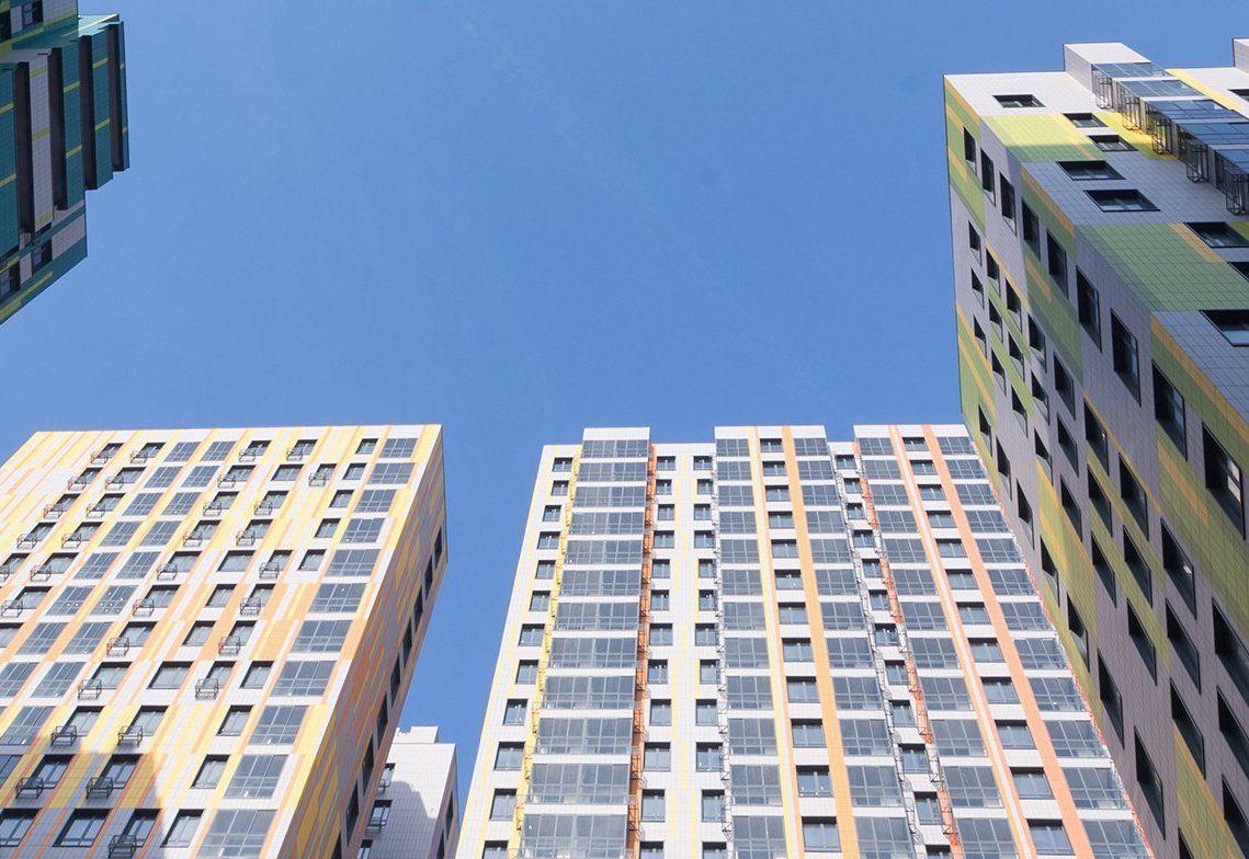 Дома в новом жилом комплексе района Царицыно подключат к системе отопления