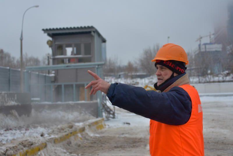 Набережную Марка Шагала начнут строить в 2019 году. Фото: Наталья Феоктистова, «Вечерняя Москва»