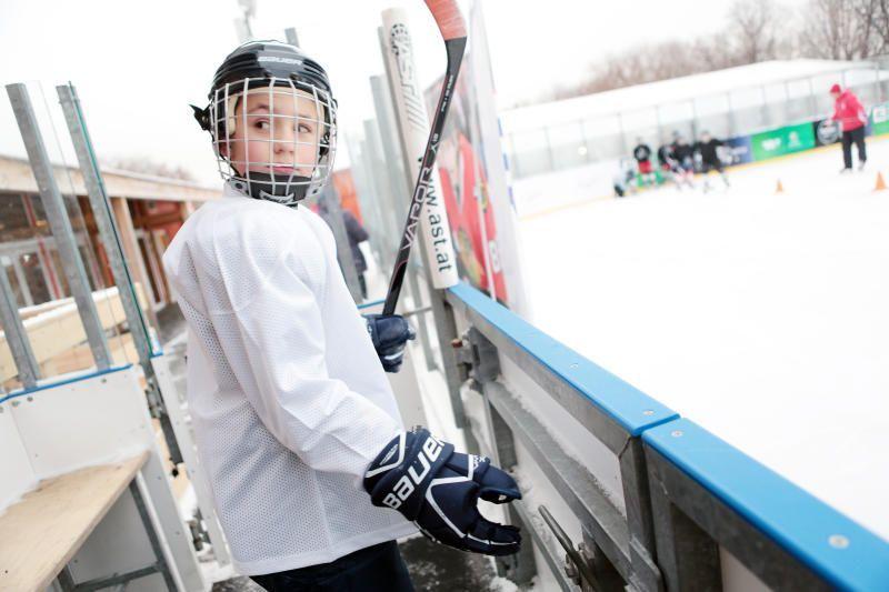 Активную молодежь Донского района пригласили на турнир по хоккею