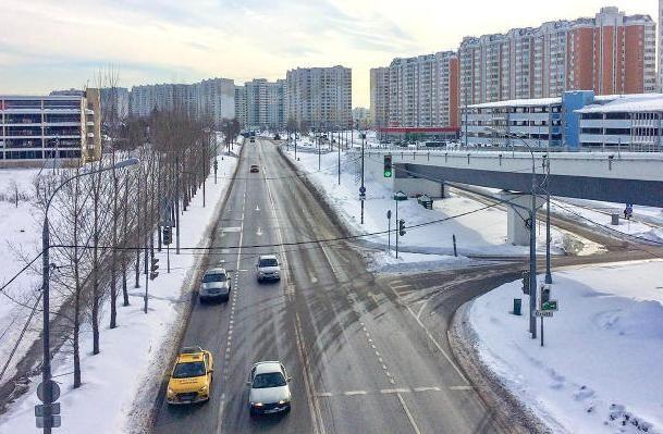 Новая дорога свяжет Варшавское шоссе и деревню Яковлево в Новой Москве