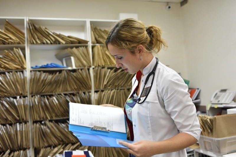 За два года число врачей в столичных клиниках возросло на 2 тыс человек