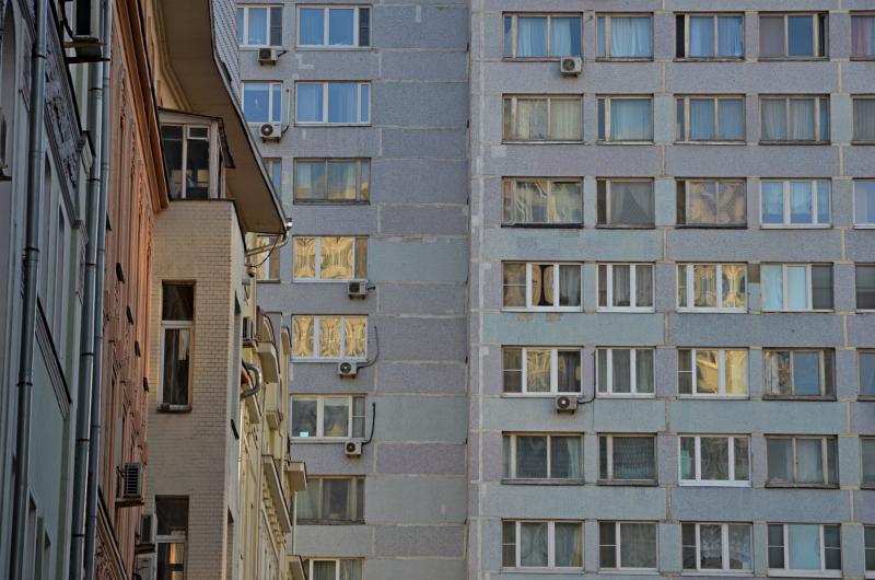 Капитальный ремонт пяти домов проведут в районе Бирюлево Западное