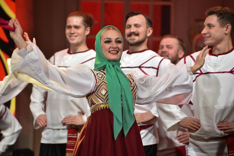 Праздничным концертом отметят старый Новый год в Северном Чертанове. Фото: Пелагия Замятина, «Вечерняя Москва»