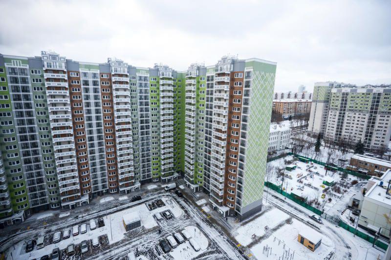 Более трех миллионов квадратных метров жилой недвижимости могут ввести в эксплуатацию в 2019 году