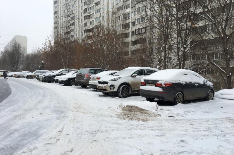 Более 500 столичных водителей проконсультировали по вопросам парковок. Фото: Анна Быкова
