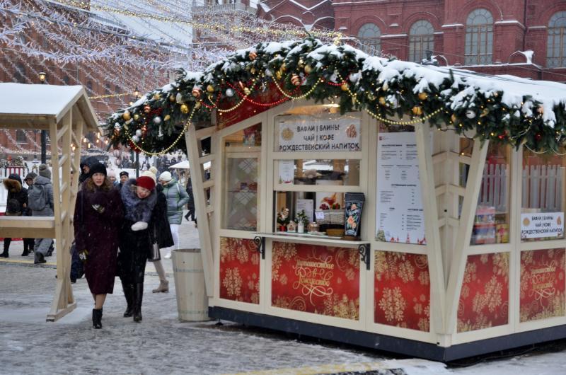 Итоги новогодних праздников подвели в столице