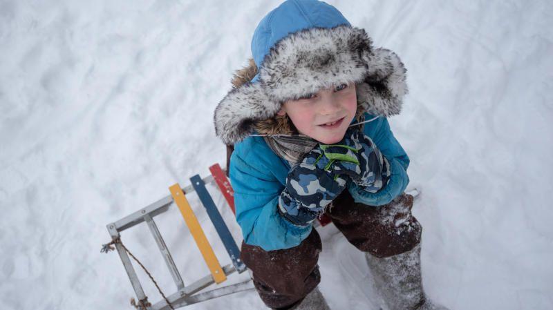 Гидрометцентр обнародовал информацию о погоде на 7 января. Фото: Пелагия Замятина, «Вечерняя Москва»