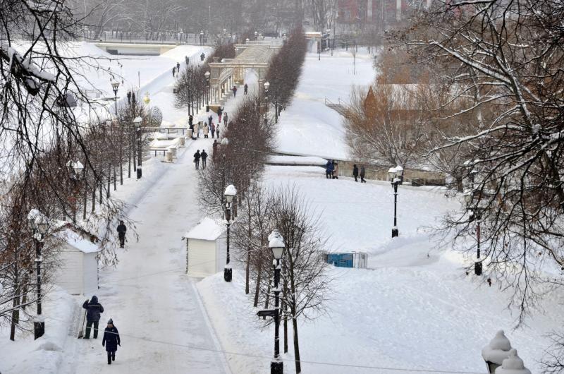 Похолодание прогнозируют в Москве в ближайшие дни