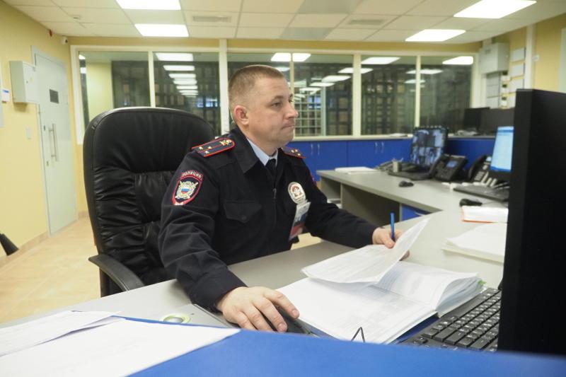 Полицейские юга столицы задержали подозреваемого в присвоении денежных средств. Фото: архив, «Вечерняя Москва»