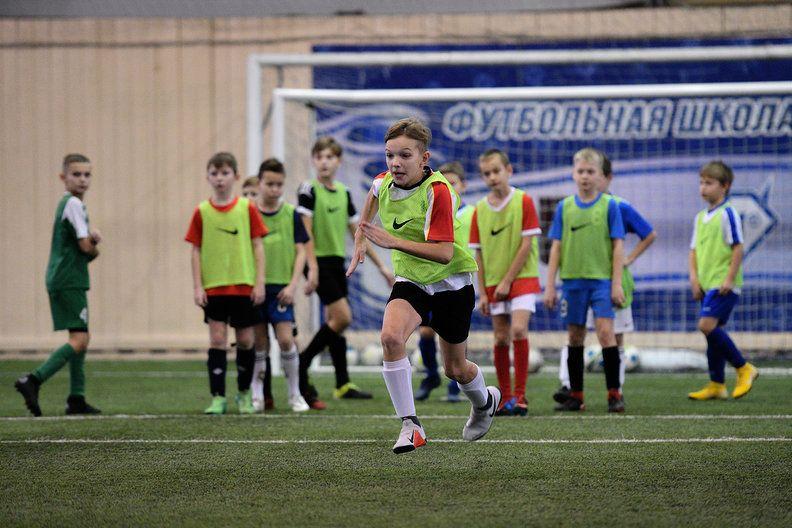 Воспитанники футбольной школы «Чертаново» выиграли «Кубок Колыванова»