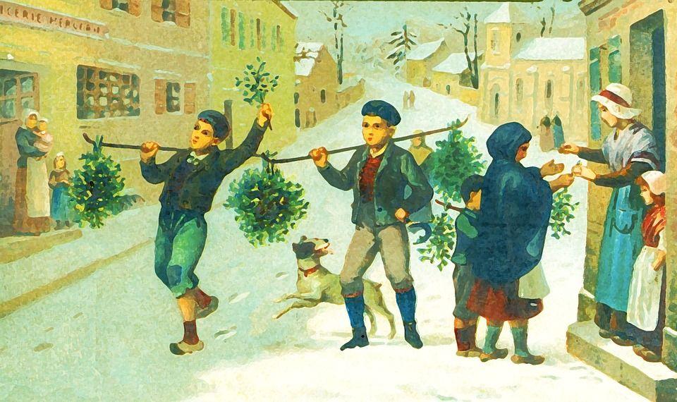 Православное Рождество: Как отмечали церковный праздник в старой России