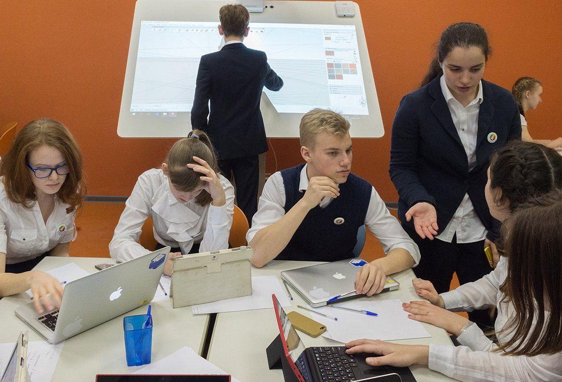 Студенты колледжа №34 порассуждают на злободневные темы